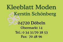 Kleeblatt Moden